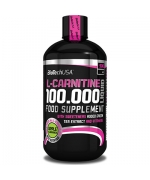 BioTech USA L-Carnitine 100.000 500ml