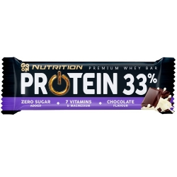 GO ON Nutrition Premium Whey Protein 33% Baton 50g