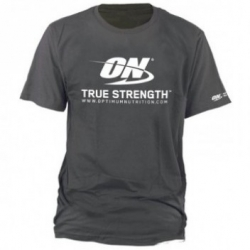 Optimum Nutrition T-Shirt Charocal Grey