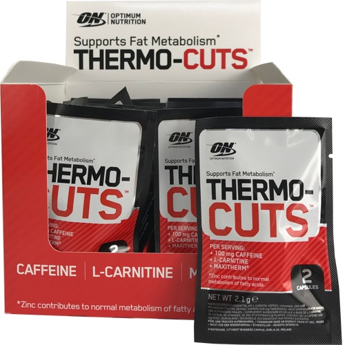 Optimum Nutrition Thermo-Cuts 48 kaps