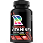 Results Nutrition Vitaminfy RS 60 kaps.