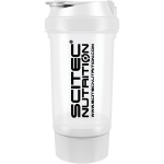 Scitec Traveller Shaker White 500ml